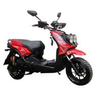 Mishozuki1500w/1000w sport electric scooter for bad road